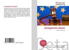 Copertina di Amtsgericht Lübeck