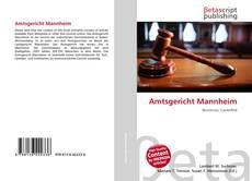 Обложка Amtsgericht Mannheim