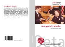 Buchcover von Amtsgericht Minden