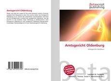 Buchcover von Amtsgericht Oldenburg