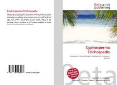 Borítókép a  Cyphosperma Trichospadix - hoz