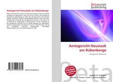 Borítókép a  Amtsgericht Neustadt am Rübenberge - hoz
