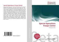 Copertina di Special Operations Troops Centre