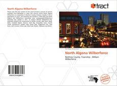 Bookcover of North Algona Wilberforce