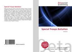Copertina di Special Troops Battalion