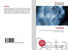 Bookcover of FCGR2B