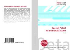 Copertina di Special Patrol Insertion/Extraction