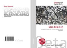 Bookcover of Sean Solomon