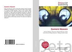 Capa do livro de Gamerz Heaven