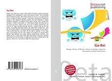 Bookcover of Ga-Rei