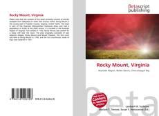 Обложка Rocky Mount, Virginia