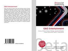 Copertina di G&G Entertainment