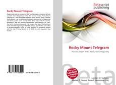 Обложка Rocky Mount Telegram