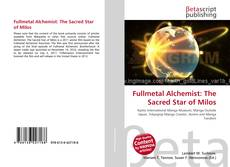 Fullmetal Alchemist: The Sacred Star of Milos的封面