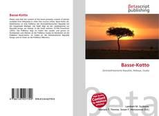 Copertina di Basse-Kotto
