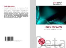Bookcover of Rocky Marquette