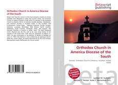 Copertina di Orthodox Church in America Diocese of the South