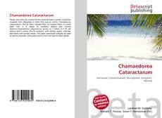 Bookcover of Chamaedorea Cataractarum