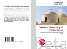 Capa do livro de Orthodox Christianity in Turkmenistan