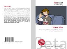 Bookcover of Force Five