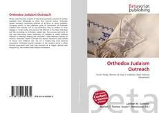 Bookcover of Orthodox Judaism Outreach