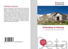 Bookcover of Orthodoxy in Norway
