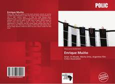 Bookcover of Enrique Muiño