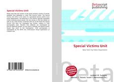 Bookcover of Special Victims Unit