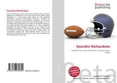 Seandre Richardson kitap kapağı