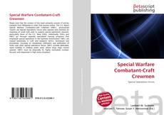 Bookcover of Special Warfare Combatant-Craft Crewmen