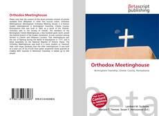 Обложка Orthodox Meetinghouse