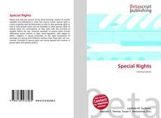 Special Rights的封面