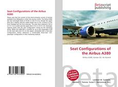 Bookcover of Seat Configurations of the Airbus A380