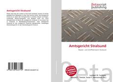Amtsgericht Stralsund的封面