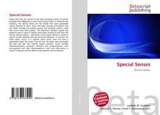 Bookcover of Special Senses