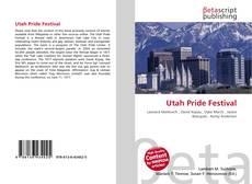 Bookcover of Utah Pride Festival