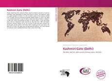 Portada del libro de Kashmiri Gate (Delhi)