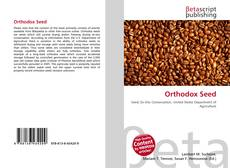 Bookcover of Orthodox Seed
