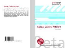Обложка Special Visceral Afferent