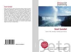 Capa do livro de Seat Sandal