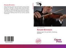 Portada del libro de Renate Birnstein