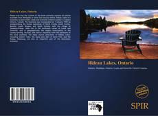 Rideau Lakes, Ontario的封面