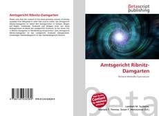 Amtsgericht Ribnitz-Damgarten的封面