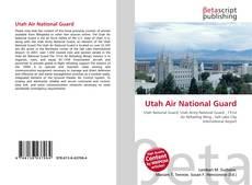 Bookcover of Utah Air National Guard