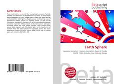 Capa do livro de Earth Sphere