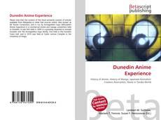 Bookcover of Dunedin Anime Experience