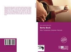 Couverture de Berta Bock