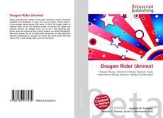 Bookcover of Dragon Rider (Anime)