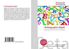 Capa do livro de Orthographic Depth