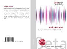 Обложка Rocky Fortune